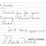 Marlo Thomas